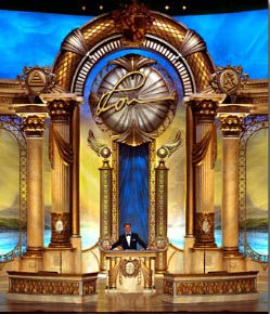 More Scientology stage sets