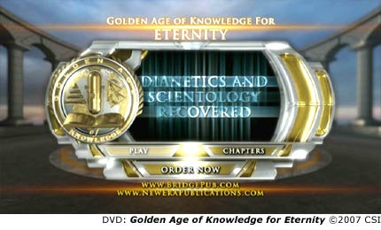 DVD: Golden Age of Knowledge for Eternity