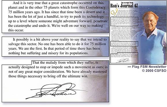 Article: Ron's Journal 67