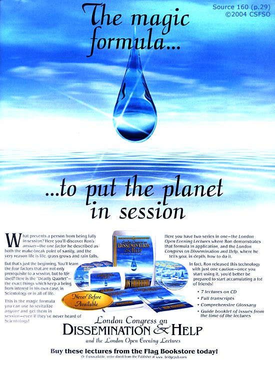 Promo: The magic formula…to put the planet in session